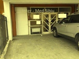 Spatiu comercial de inchiriat cu 2 incaperi, 55 metri patrati, in Hipodrom 3 Sibiu