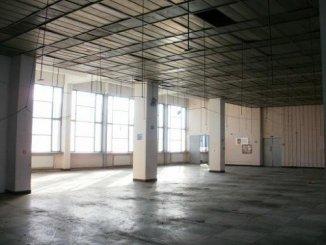 inchiriere Spatiu industrial 1100 mp cu 1 incapere, 3 grupuri sanitare, zona Aeroport, orasul Sibiu