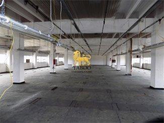 inchiriere Spatiu industrial 1100 mp cu 1 incapere, 1 grup sanitar, zona Gara, orasul Sibiu