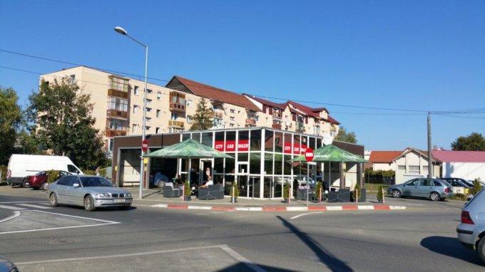 de vanzare spatiu industrial, 1 grup sanitar, suprafata de 150 mp. In orasul Sibiu. 22.000 euro negociabil. Suprafata terenului: 150 metri patrati. Deschidere teren: 100 metri.