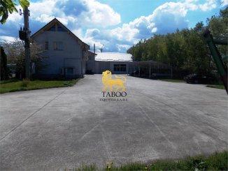 vanzare Spatiu industrial 850 mp cu 8 incaperi, 3 grupuri sanitare, zona Selimbar, orasul Sibiu