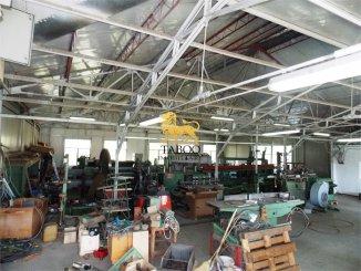Sibiu, zona Selimbar, Spatiu industrial cu 8 incaperi, de vanzare de la agentie imobiliara