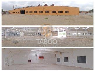 Sibiu Cisnadie, Spatiu industrial cu 3 incaperi, de vanzare de la agentie imobiliara