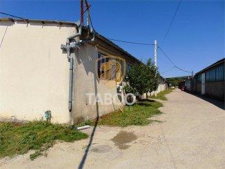 Spatiu industrial de vanzare cu 4 incaperi, 100 metri patrati utili, in Cisnadie Sibiu
