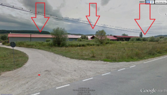 Spatiu industrial de vanzare, 22000 metri patrati utili, in Agnita Sibiu