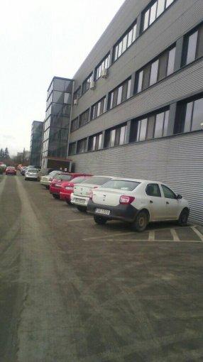 Spatiu industrial de inchiriat direct de la agentie imobiliara, in Sibiu, zona Turnisor, cu  EUR. 1 grup sanitar, suprafata utila 1 mp.