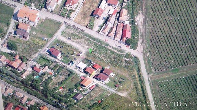 Teren vanzare de 2100 metri patrati, intravilan. 168.000 euro negociabil. Destinatie: Rezidenta. Teren  Terezian Sibiu