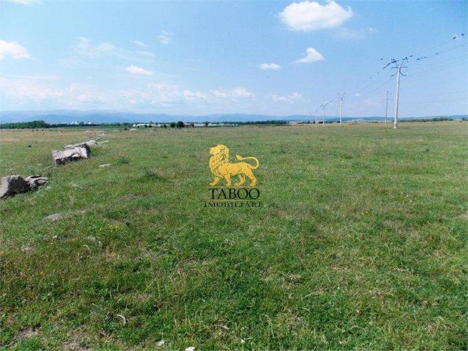de vanzare teren intravilan cu suprafata de 3600 mp si deschidere de 20 metri. In orasul Sibiu.