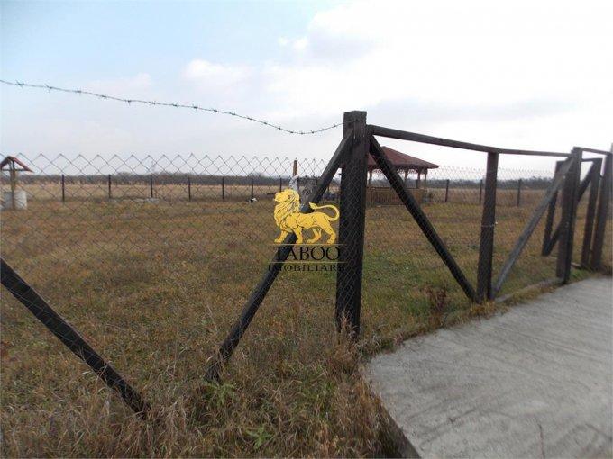 Teren vanzare de 750 metri patrati, intravilan. 22.000 euro. Teren  Calea Cisnadiei Sibiu