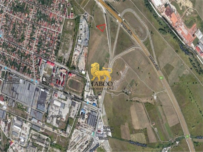 Teren vanzare de 2723 metri patrati, intravilan. 80.000 euro. Teren  Lazaret Sibiu