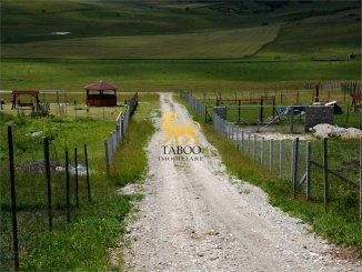 vanzare teren intravilan de la agentie imobiliara cu suprafata de 956 mp, comuna Sura Mare