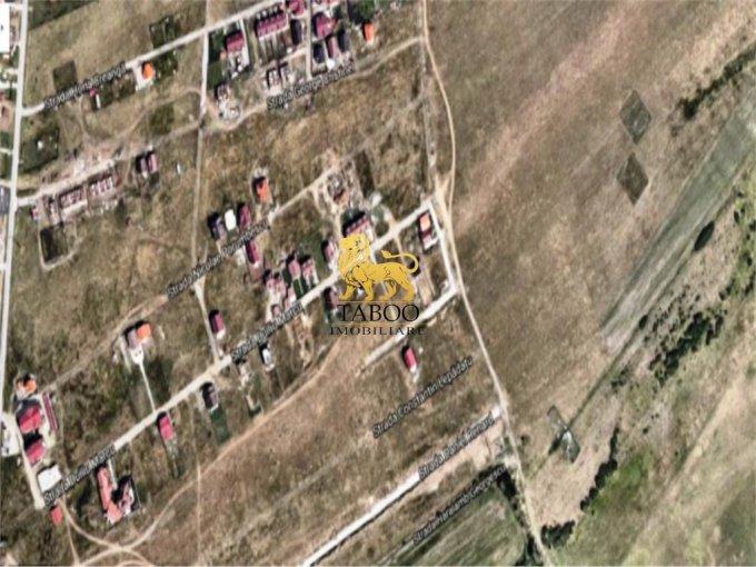Teren vanzare de 500 metri patrati, intravilan. 18.000 euro. Teren  Calea Cisnadiei Sibiu