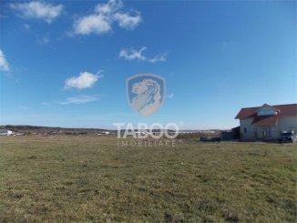 Sibiu Cristian, teren intravilan de vanzare de la agentie imobiliara