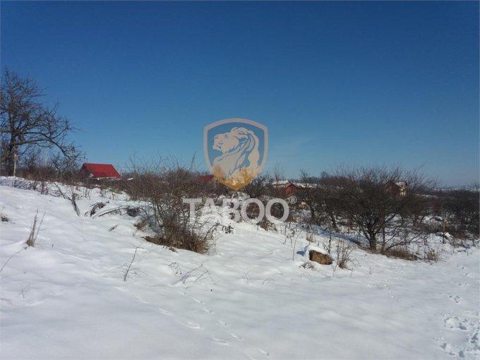 de vanzare teren intravilan cu suprafata de 1500 mp si deschidere de 32 metri. In localitatea Daia.