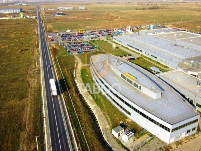 Teren intravilan vanzare 20000 mp, deschidere 82 metri. Pret: 429.000 euro. agentie imobiliara vand teren intravilan