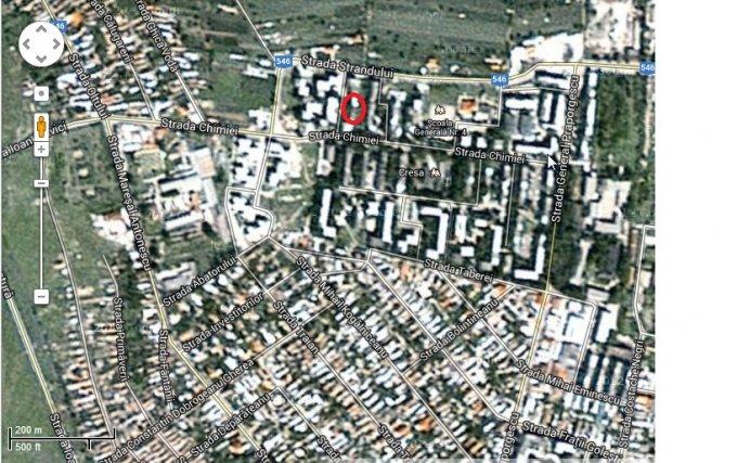 vanzare apartament cu 3 camere, semidecomandat, orasul Turnu Magurele