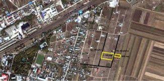 Teleorman Videle, zona Est, teren intravilan de vanzare de la proprietar
