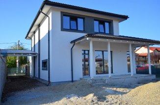 vanzare casa cu 5 camere, zona Ferventia, comuna Dumbravita, suprafata utila 182 mp