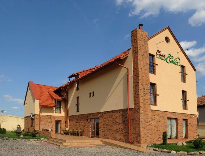 Mini hotel / Pensiune de vanzare direct de la proprietar, in Timisoara, zona Aeroport, cu 320.000 euro negociabil. 9 grupuri sanitare9 grupuri sanitare, suprafata utila 600 mp. Are 2 etaje si 9 camere. Destinatie: (mini) Hotel / Pensiune.