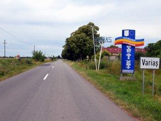 vanzare 1250 metri patrati teren intravilan, comuna Varias