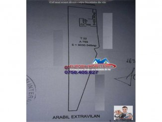 agentie imobiliara vand teren intravilan in suprafata de 10000 metri patrati, orasul Tulcea
