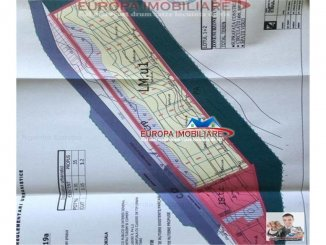agentie imobiliara vand teren intravilan in suprafata de 4730 metri patrati, orasul Tulcea