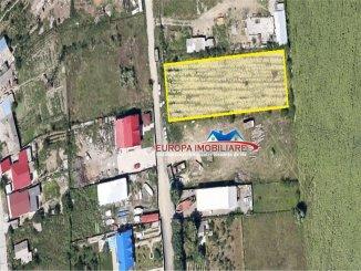 vanzare teren intravilan de la agentie imobiliara cu suprafata de 1000 mp, in zona Monumentului, orasul Tulcea