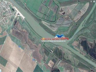 5000 mp teren intravilan de vanzare, Mahmudia Tulcea