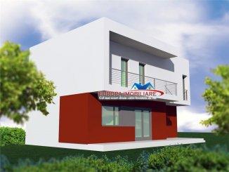 vanzare vila de la agentie imobiliara, cu 1 etaj, 4 camere, in zona Peco, orasul Tulcea