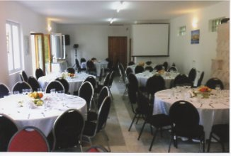 auberge-club , sala de mese