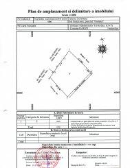 proprietar vand teren intravilan in suprafata de 6500 metri patrati, localitatea Fedelesoiu