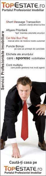 Servicii profesioniste imobiliare pe TopEstate.ro