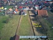 de vanzare teren intravilan de 1148 m<sup>2</sup> in cristian