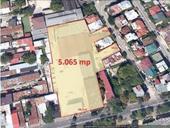 de vanzare teren intravilan de 5065 m<sup>2</sup> in bucuresti