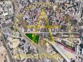 de vanzare teren intravilan de 14800 m<sup>2</sup> in bucuresti