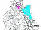 de vanzare teren extravilan de 19522 m<sup>2</sup> in ovidiu
